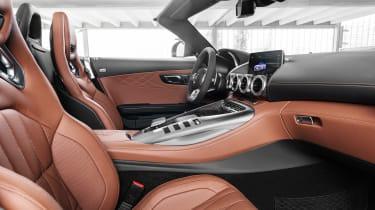 Mercedes-AMG GT C - cabin