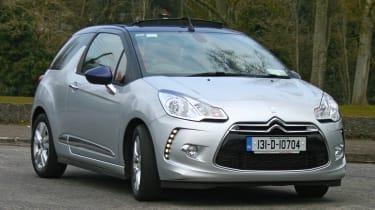 Citroen DS3 Cabrio 1.6 HDi front
