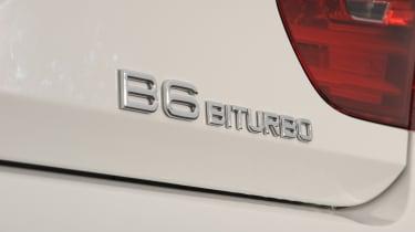 Alpina B6 Turbo badge