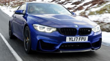 Best track day cars - BMW M4 CS