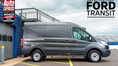 Ford Transit - awards