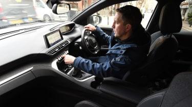 Peugeot 3008 long-term test - interior