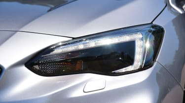 Subaru Impreza - headlight