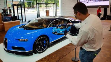 LEGO Bugatti Chiron - Hugo Griffiths