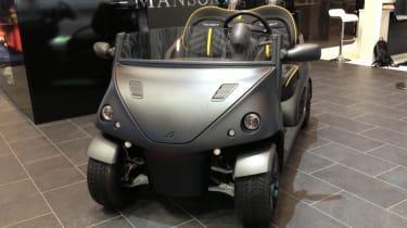 Mansory Golf Cart