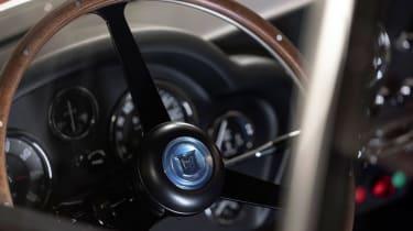 Aston Martin DB4 GT Zagato Continuation - interior