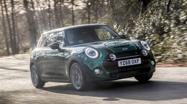 MINI Cooper S 60 Years Edition - front tracking