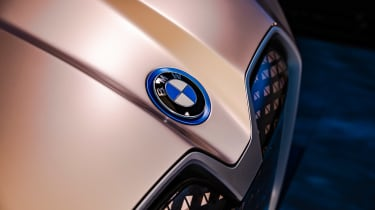 BMW Vision iNEXT concept - grille