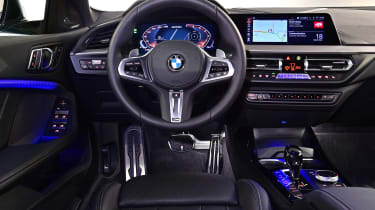 BMW 2 Series Gran Coupe - interior studio