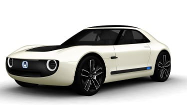 Honda Sports EV concept - front