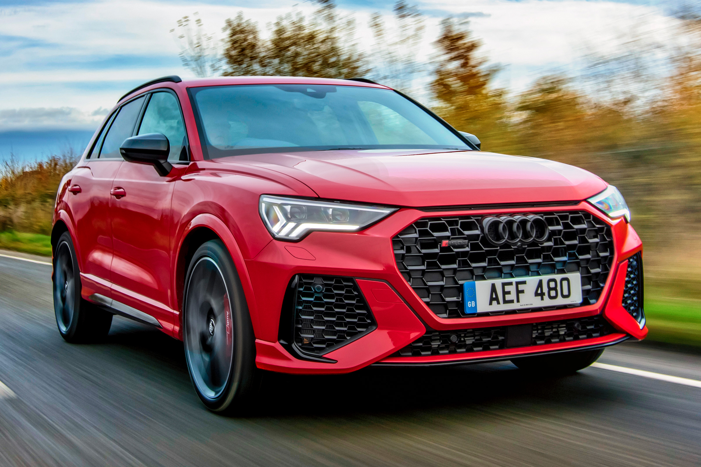 New Audi Rs Q3 2019 Review Auto Express