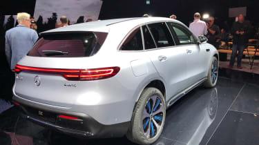 Mercedes EQC reveal