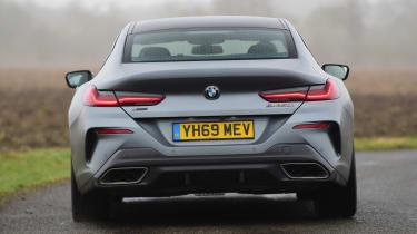 BMW M850i xDrive Gran Coupe - full rear