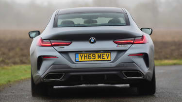 BMW M850i xDrive Gran Coupe - full rear