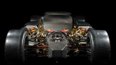 GR Super Sport - rear end no body