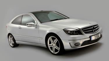 Mercedes CLC front static