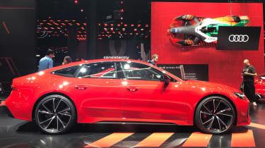Audi RS 7 Sportback - Frankfurt side