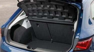 SEAT Leon SC 1.8 TSi FR boot