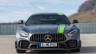 Mercedes-AMG GT R Pro - full front