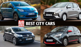 Best city cars to buy 2020 - header