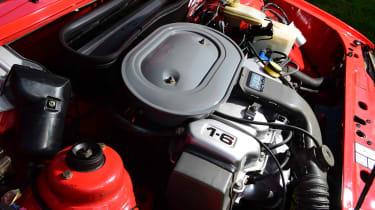 Ford Escort XR3 - engine