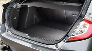 Honda Civic Type R Sport Line - boot