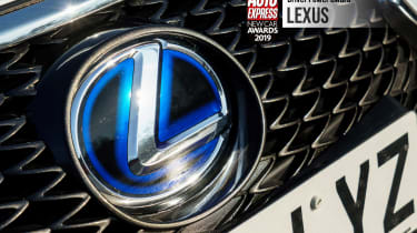 Lexus - 2019 Driver Power Award