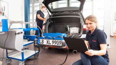 New Bosch tech drastically cuts diesel NOx emissions testing