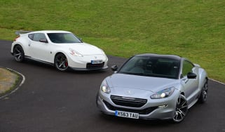 Peugeot RCZ R vs Nissan 370Z Nismo