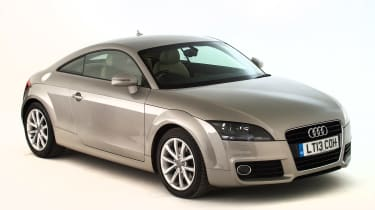 Used Audi TT - front