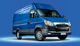 Iveco Daily front and side