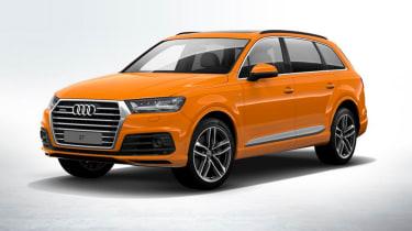 Car configurator overkill - Audi Q7