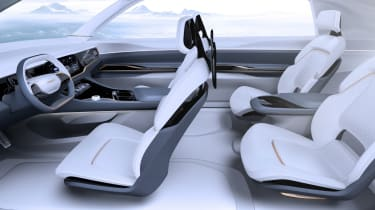 Chrysler Airflow Vision Concept - seats