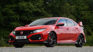 Honda Civic Type R - front static