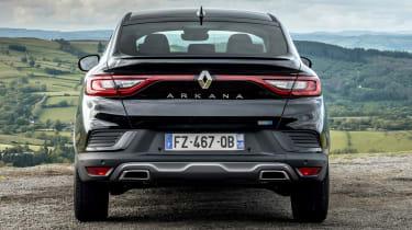 Renault Arkana - full rear