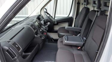 Peugeot Boxer cabin