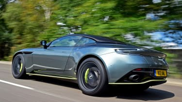 Aston Martin DB11 AMR - rear