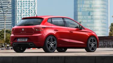 New SEAT Ibiza - rear