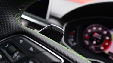 Audi RS 5 - steering wheel