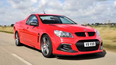 Vauxhall VXR8 Maloo - front