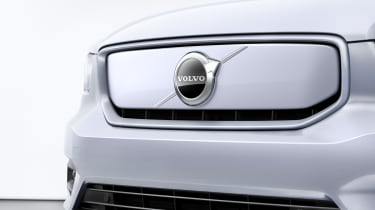 Volvo XC40 Recharge - grille
