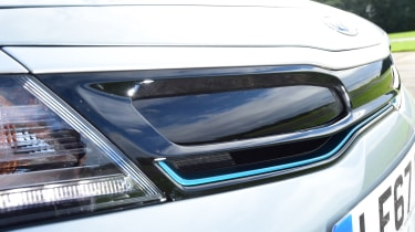 Kia Optima PHEV - headlight