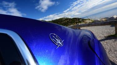 Maserati Ghibli facelift - rear profile