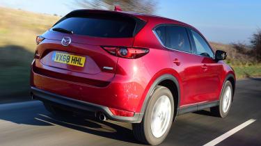 Mazda CX-5 - rear