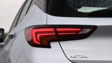 Vauxhall Astra - Rear Light