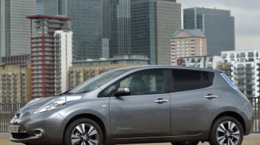 A to Z guide to electric cars - Nissan Leaf