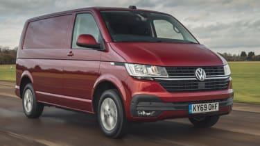 VW Transporter - tracking