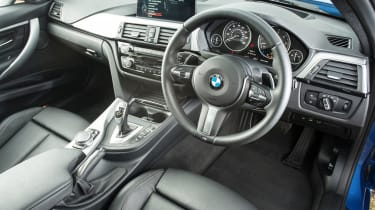 BMW 3 Series Touring - interior