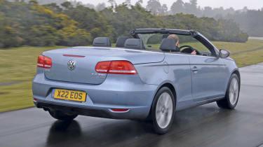 Volkswagen Eos rear