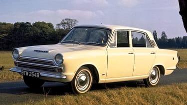Ford Cortina - 1965